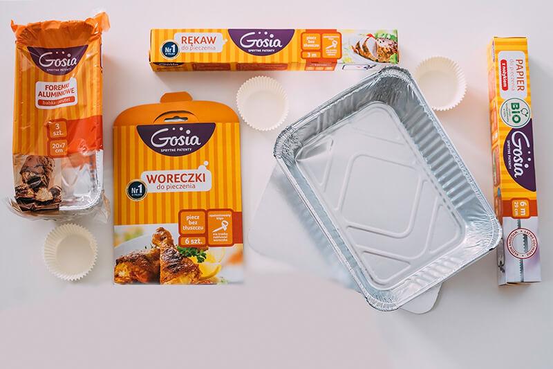 Gosia - baking prodcts